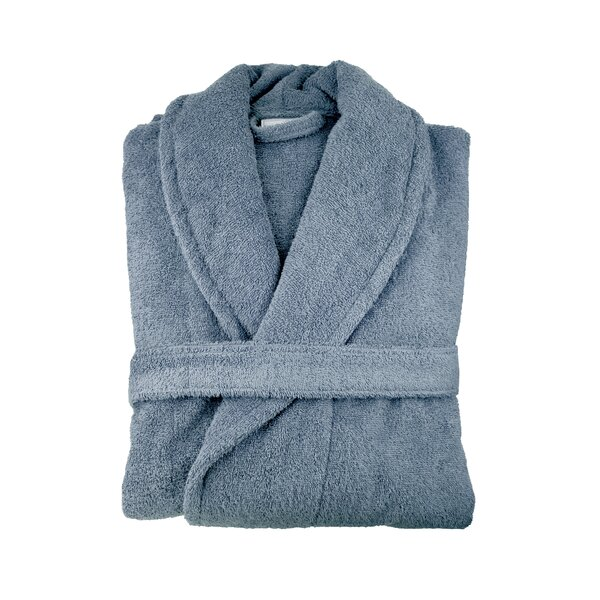 100% Turkish Cotton Bathrobe by Melange Home